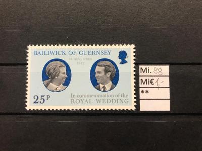 GB, Guernsey, Mi. 88