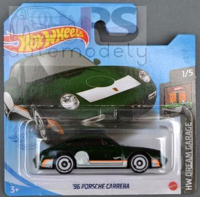 Hot Wheels Porsche Carrera 1996 - poštovné v popise!