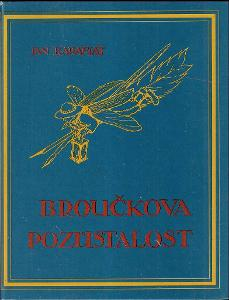 Jan Karafiát Broučkova pozůstalost ilustrace Rudolf Mates