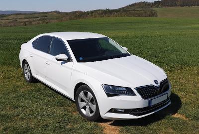 Škoda Superb III 2.0TDI 110KW Automat DSG 6°