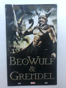 Výprodej DVD! BEOWULF & GRENDEL - fantasy