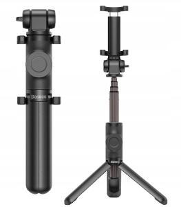 BS170  Baseus Tripod Selfie tyč s dálkovým ovládáním Bluetooth