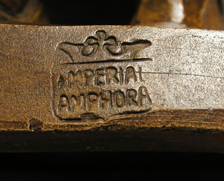 Imperial Amphora - Turn Trnovany – (D667) - Porcelán
