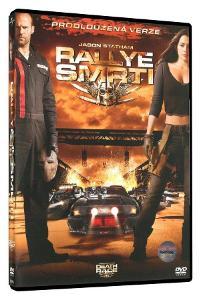 RALLYE SMRTI (DVD) - PRODLOUŽENÁ VERZE