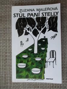 Maléřová Zuzana - Stůl paní Stelly (1. vydání)