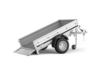 Přívěsný vozík Brenderup 1205S UB TILT, 750 kg, 204x116x35