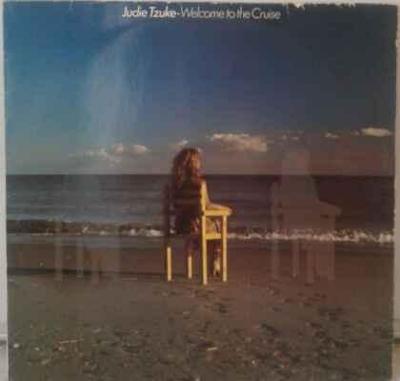 LP Judie Tzuke - Welcome To The Cruise, 1979 EX