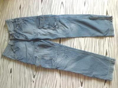 BURTON  parádní pánské džíny - kapsáče č 28 pas 74cm