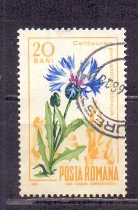 Rumunsko - Mich. č. 2594