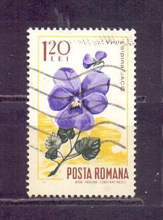 Rumunsko - Mich. č. 2597