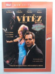 Výprodej DVD! VÍTĚZ Billy Bob Thornton - krimi thriller