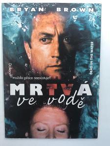 Výprodej DVD! MRTVÁ VE VODĚ - thriller - drama