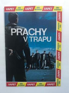 Výprodej DVD! PRACHY V TRAPU - akční krimi drama