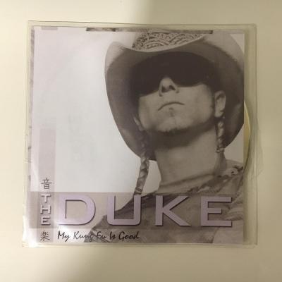 The Duke – My Kung Fu Is Good - CD - PROMO !!!