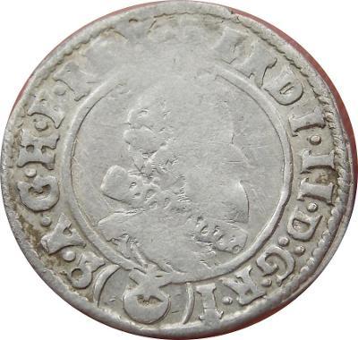 Ferdinand II. 3 Kreutzer 1626 Praha