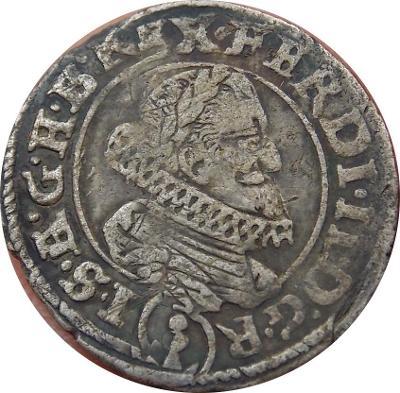 Ferdinand II. 3 Kreutzer 1632 Praha