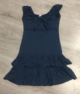 Letní volánkové šaty - M, zn: Orsay- Top stav