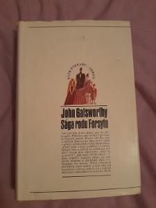 John Galsworthy,Sága rodu Forsytů,r.1971