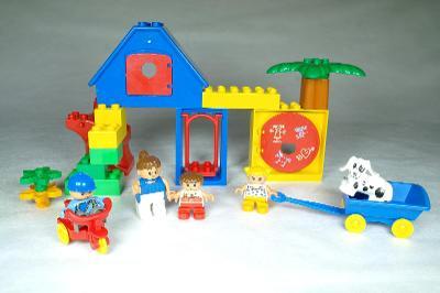 LEGO Duplo 3608 Hřiště