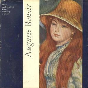 Auguste Renoir - monografie / Jaromír Neumann (1963)