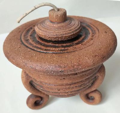 Kameninová aromalampa