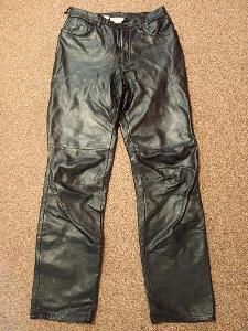 Motorkářské kalhoty Dámské S