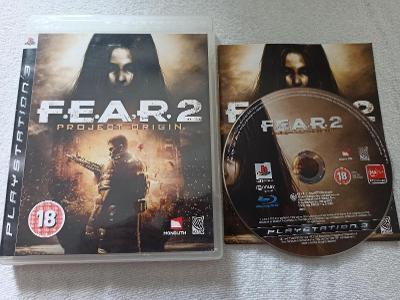 PS3 F. E. A. R.  2 Project Origin