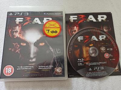 PS3 F. E. A. R. 3