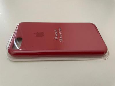 iPhone 7 / 8 silikonový obal, case