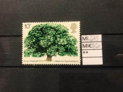 GB, Velká Británie, Mi. 645