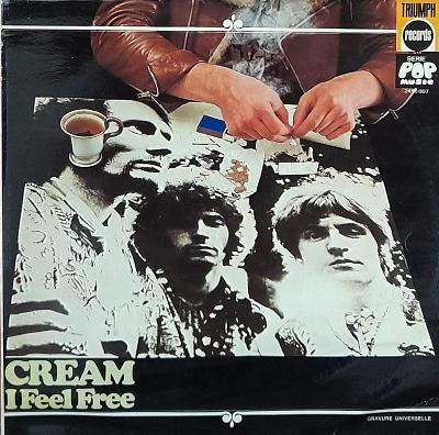 CREAM-I FEEL FREE