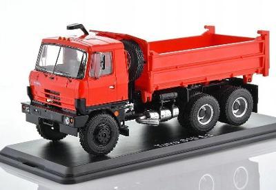 1:43 Tatra 815 S3, tradi�ní �ervené provedení, Premium ClassiXXs, nová