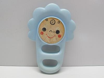 GUMOTEX - Stará retro hračka - kousátko - MIMINKO