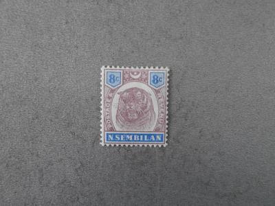 Malaya - Negri Sembilan 1896 *