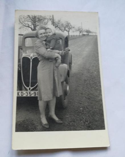 Foto 12.04.1964 asi na Kladně ? - Pohlednice