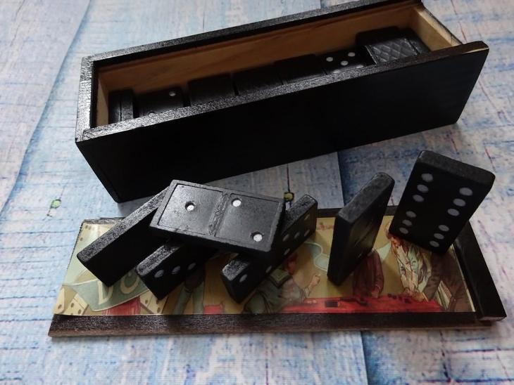 Domino 28ks v krabičce - Hračky
