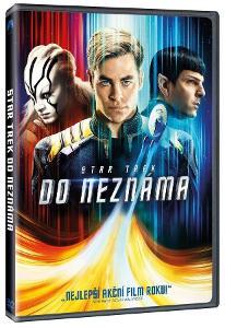STAR TREK: DO NEZNÁMA (DVD)