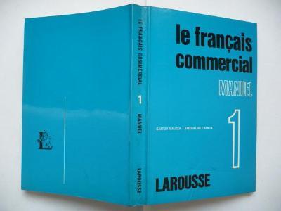 Le Français Commercial 1 Manuel - Gaston Mauger - 1969
