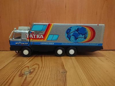 TATRA T 815 kolem světa - KDN(Kaden)