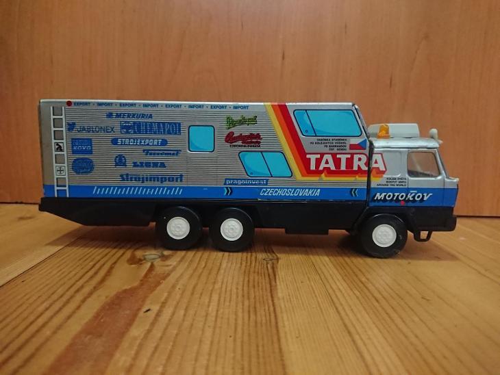TATRA T 815 kolem světa - KDN(Kaden) - Starožitnosti