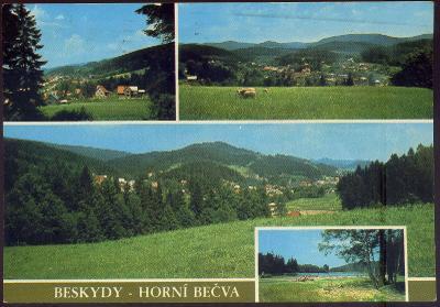 Beskydy Horní Bečva
