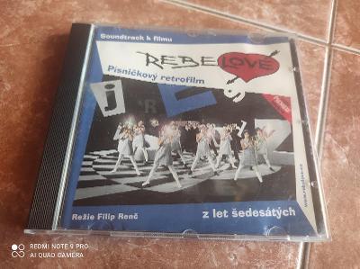 Rebelové cd