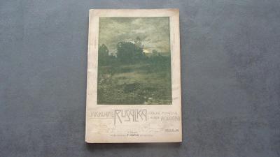 KNIHA - RUSALKA - JAROSLAV KVAPIL - 1916 (K2371)