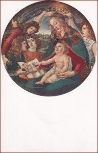 Madonna * Ježíš, svatý, kniha, lidé, náboženský motiv * X077