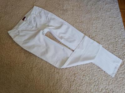 Dámské luxusní rifle, džíny, kalhoty, vel. 40 - jak NOVÉ, extra LONG