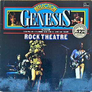LP Genesis – Rock Theatre, 1975, VG+, vypraná