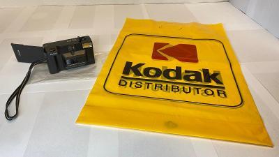 KODAK kombinace fotoaparát 35 EF a igelitka taška