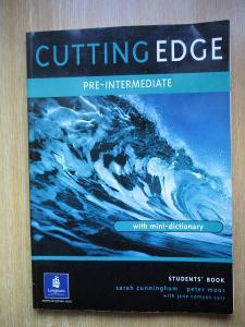 Cunningham Sarah -  Cutting Edge Pre-Intermediate Student's Book