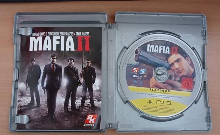 Hra na PS3 - Mafia II - Hry