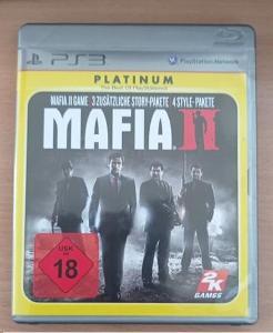 Hra na PS3 - Mafia II